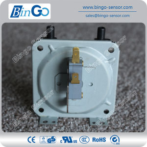 Max 10mbar Differential Pressure Controller, Pressure Switch with Honeywell Brand Micro Switch pictures & photos