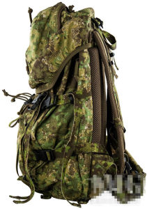 European Style Large Size Military Multicam Tactical Water-Proof Hiking Backpack pictures & photos