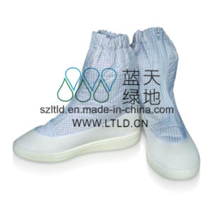 ESD Short Booties (LTLD302-3) pictures & photos