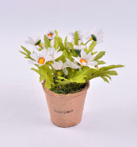 China handmade nice wild flowers in paper mache pot fro home handmade nice wild flowers in paper mache pot fro home decoration mightylinksfo