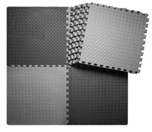 Mat Puzzle Exercise Mats Interlocking