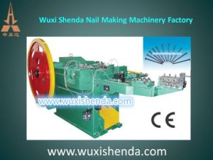 High Speed Automatic Nail Making Machine (Z94-5.5C) pictures & photos