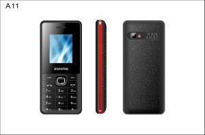 Factory Wholesale 1.8 Inch GSM Dual SIM Cheap Feature Mobile Phone A11