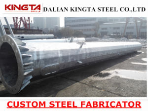 Power Transmission Steel Tower Hot DIP Galvanized