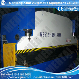 We67y (K) -160/4000 Hydraulic (CNC) Press Brake