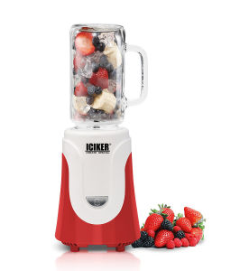 Ball Personal Blender, Red with Glass Cup pictures & photos