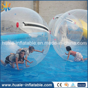 Transparent Walk in Water Ball, Inflatable Water Walking Ball for Sale