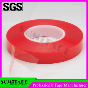 Somitape Sh338 Heat Resistant Transparent Adhesive Vhb Pet Tape for Advertising Use pictures & photos