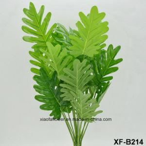 china artificial/plastic greenery leaves bush (xf-b214) - china