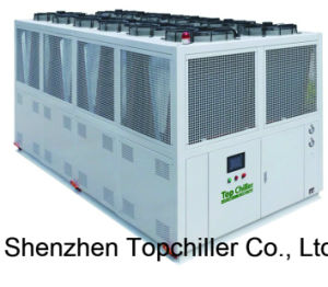 286000BTU/H Air Cooled Screw Chiller for Water Treatment Industry pictures & photos