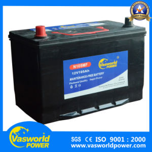 N100 12V100ah Mf Automotive Battery pictures & photos