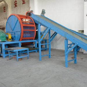 Whole Tire/Tyre Shredder New Condition Waste Tyre Recycling Machine pictures & photos