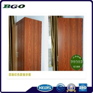 PVC Furniture Film Woodgrain Foil Spend Pear pictures & photos