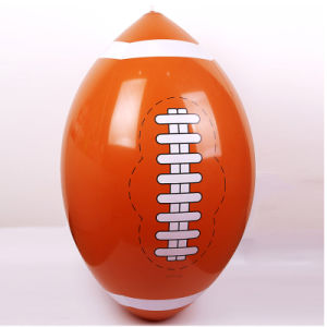 Promotion Gift PVC Inflatable Rugby (football) Toy pictures & photos