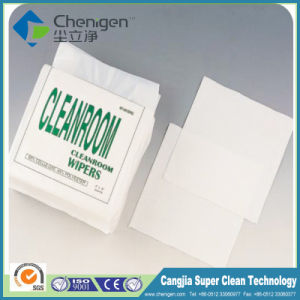 ISO Approved High Quality Cleanroom Wipes Dust Free Paper Industrial Cleaning Paper pictures & photos