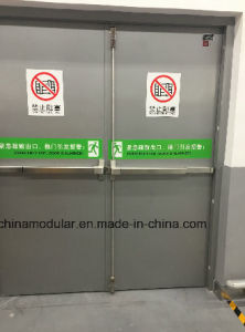 BS Certificate Steel Fire Door for Staircase pictures & photos