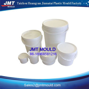 Plastic Injection Food Buckets Mould