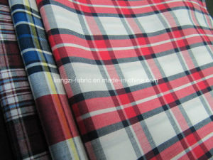 CVC Yarn Dyed Checks Fabric for Shirt pictures & photos