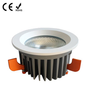 Low Price Aluminum COB Recessed LED Ceiling Down Light pictures & photos