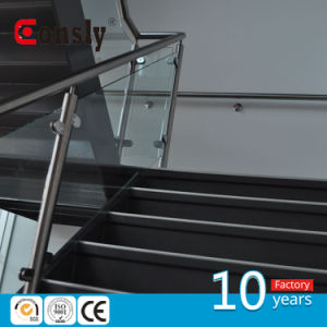 Interior Glass Handrail System/Baluster Post Railing