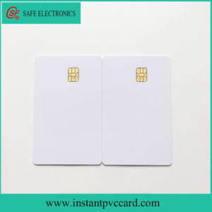 High Quality Personalized Inkjet Printable Blank 4442 Chip IC Card pictures & photos