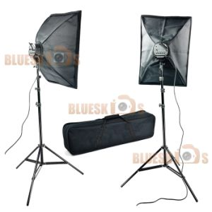 Photo Studio Lighting Kit
