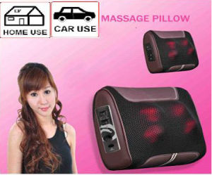 Kneading and Heating Massage Cushion for Car and Home