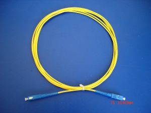 SC/PC SM Simplex Patch Cord