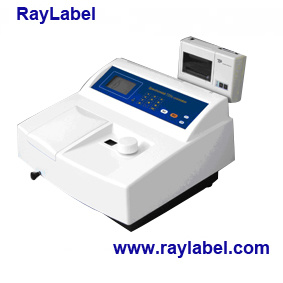 UV-Vis Spectrophotometer, Spectrophotometer for Lab Equipments (RAY-755S) pictures & photos