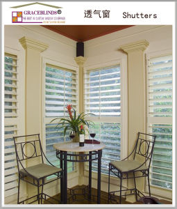Plantation Shutters Wooden Shutters for Window pictures & photos