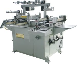 Paper Label Die Cutting Machine Pet Label Die Cutter Machine pictures & photos