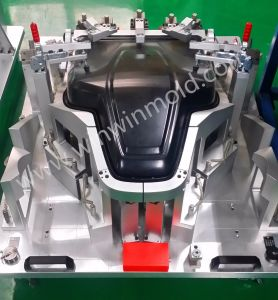 Car Engine Molding Cover Panel Check Fixture pictures & photos