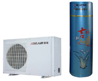 Split Heat Pump Water Heater for Domesitc Use