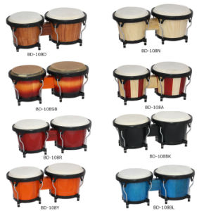 "6""-7"" Bongo Drum (BD-108) pictures & photos"