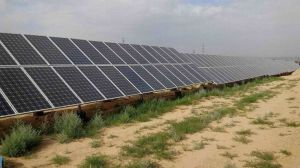 Polycrystalline 110W Solar Panel in 1120*680*30mm pictures & photos