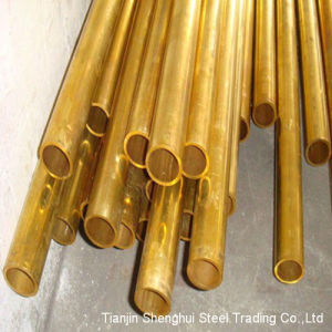 High Quality Copper Pipe (C23000, C24000, C26000, C26100, C26200,) pictures & photos