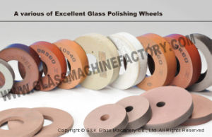 Competitive Glass Diamond Abrasive Wheel for Glass Grinding & Polishing pictures & photos