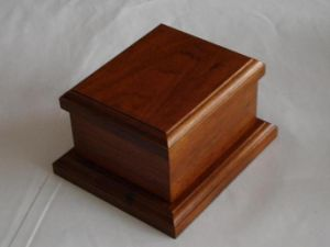 Wooden Pet Urns (HW3001)