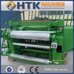 ISO Approved Automatic Welded Wire Mesh Roll Machine (CY-2100)