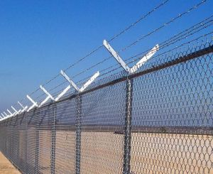 chain link barbed wire fence chain link fence barbed wire92 chain