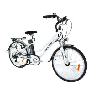 Italian Manufacturer En15194 250W Electric Bicycle (TDF03Z)