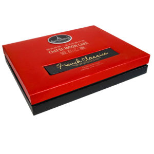 Color Printing and Packaging Box /Gift Box/Food Box (XH-37)