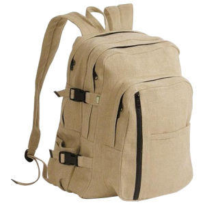 Casual Hemp Backpack (BP13685)
