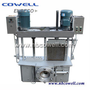 Manual Screen Changer Filter for Plastic Extrusion Machine
