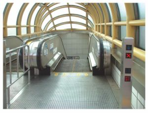 Public Escalator with 30 Degree 1000mm Aluminum Step (XNFT-004) pictures & photos