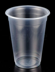 16oz (500ml) PP Clear Plastic Cup (C1696121) pictures & photos
