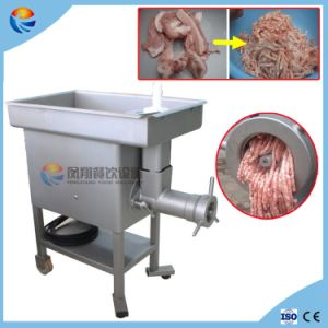 Industrial Automatic Chicken Meat Shrimp Press Grinder Grinding Mincer Mincing Making Machine pictures & photos