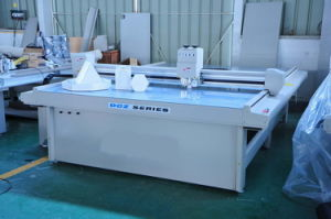 Carton Box Sample Flatbed Cutting Plotter (DCZ302516, DCZ301713, DCZ301310) pictures & photos