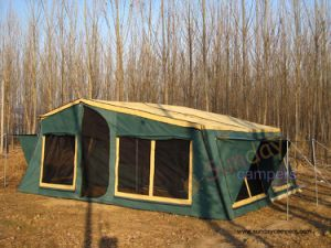 4x4 Camper Trailer Tent SC-04 (18FTX15FT) pictures & photos