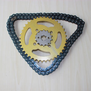 Motorcycle Sprocket Kits-Chain and Sprocket pictures & photos